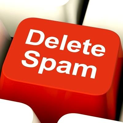 deleting spam with akismet