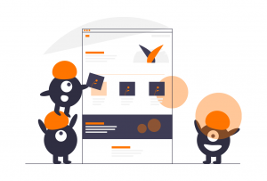 طراحی یک وب سایت زیبا