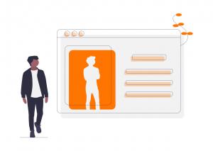 طراحی یک وب سایت با هویت