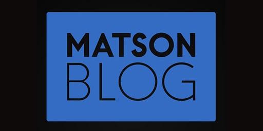 طراحی لوگو متسون بلاگ