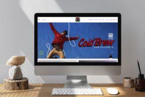 راه اندازی فروشگاه اینترنتی قهوه و قهوه ساز کافینو