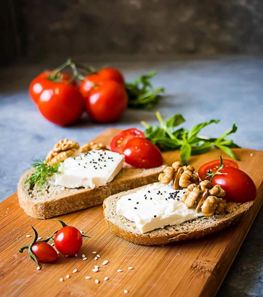 عکاسی صنعتی پنیر