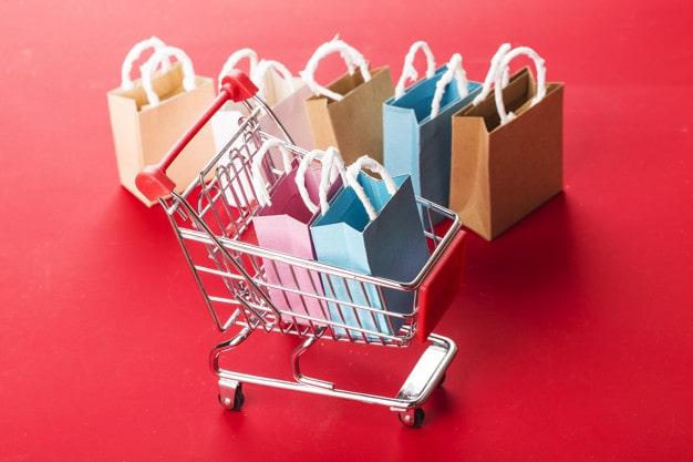 دسته بندی محصولات در فروشگاه اینترنتی