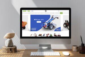 راه اندازی فروشگاه اینترنتی آکاتولز