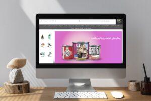 راه اندازی فروشگاه اینترنتی رنگ (رنگ سنتر)