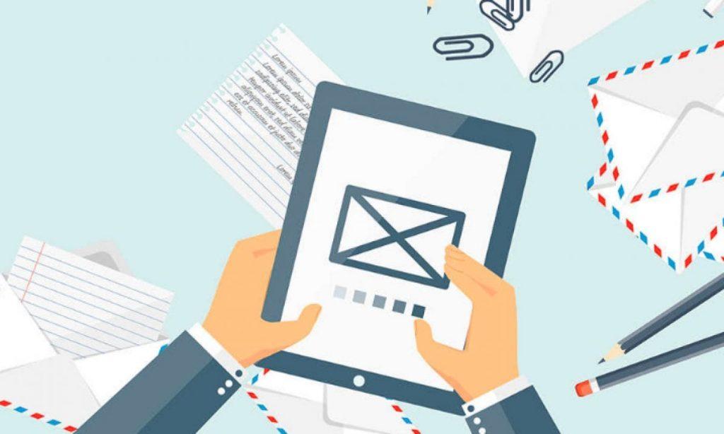 تعریف ایمیل سازمانی