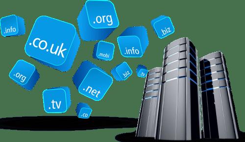 دامنه برای ساخت ایمیل سازمانی