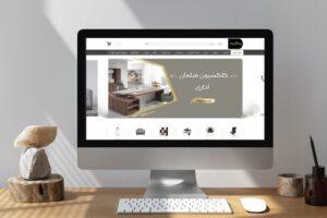 راه اندازی فروشگاه اینترنتی پالونیا